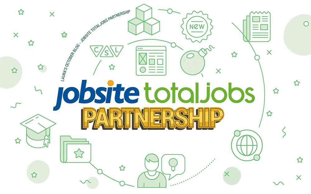 JobSite and TotalJobs Partnership